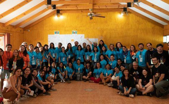 Profesionales de la Región de Coquimbo participaron del campamento ExploraVA!