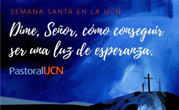 Semana Santa online en la UCN