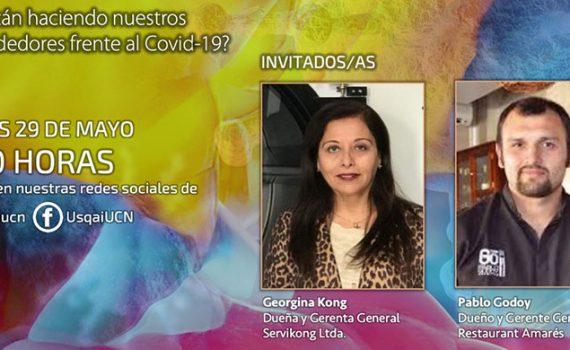 Emprendedores de la región de Antofagasta compartirán sus estrategias para enfrentar la pandemia COVID-19