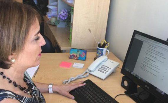 Académica UCN Paulina Salinas se incorpora a Proyecto Anillo como investigadora titular