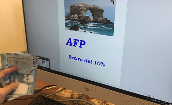 """""""Retiro del 10% de la AFP atenuará la caída del consumo que se proyecta en la región de Antofagasta"""""""