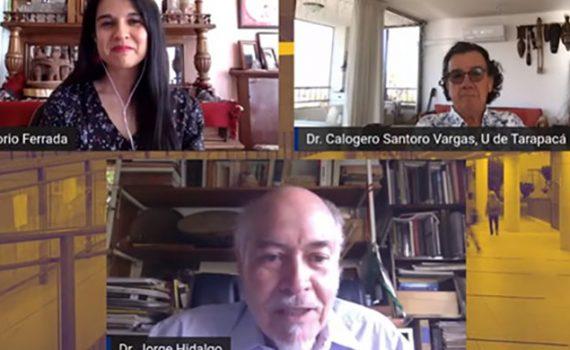 Premio Nacional de Historia participa en ciclo de charlas UCN-UTA