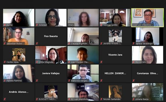 Estudiantes de Periodismo UCN concluyeron asesoría comunicacional a pymes