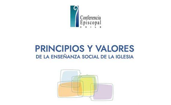 """Conferencia Episcopal publica """"Principios y valores de la enseñanza social de la Iglesia"""""""