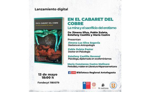 """""""En el cabaret del cobre"""": académicas de la UCN publicarán libro sobre minería, género y sexualidad"""