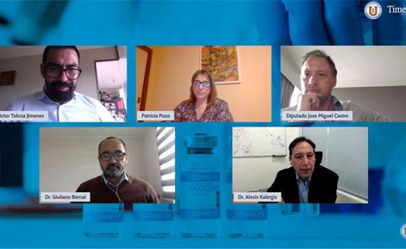 Expertos destacan beneficios de un centro de elaboración de vacunas en Antofagasta