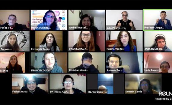 UCN inicia capacitaciones en lengua de señas, Braille y pictogramas